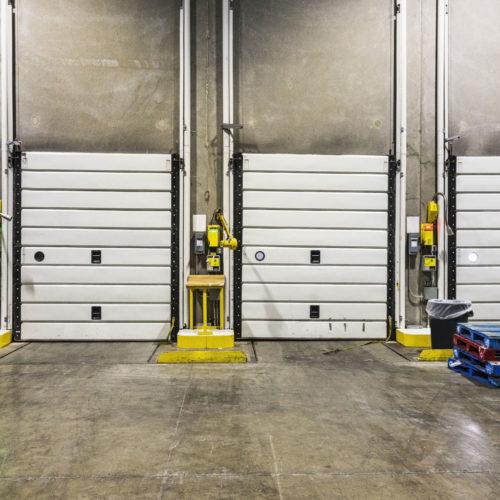 Dock & Warehouse Equipment