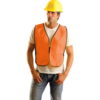 Safety Vest Size Large Mesh
