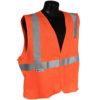 X-Large Economy Safety Vest ANSI Class 2