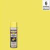 Rust-Oleum Yellow Striping Paint